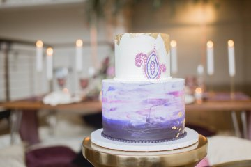 Multicultural Purple and Gold Bollywood Wedding Inspiration – Willow and Ivy Events – Zainab Rikabi 28