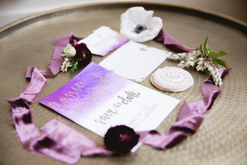 Multicultural Purple and Gold Bollywood Wedding Inspiration – Willow and Ivy Events – Zainab Rikabi 31