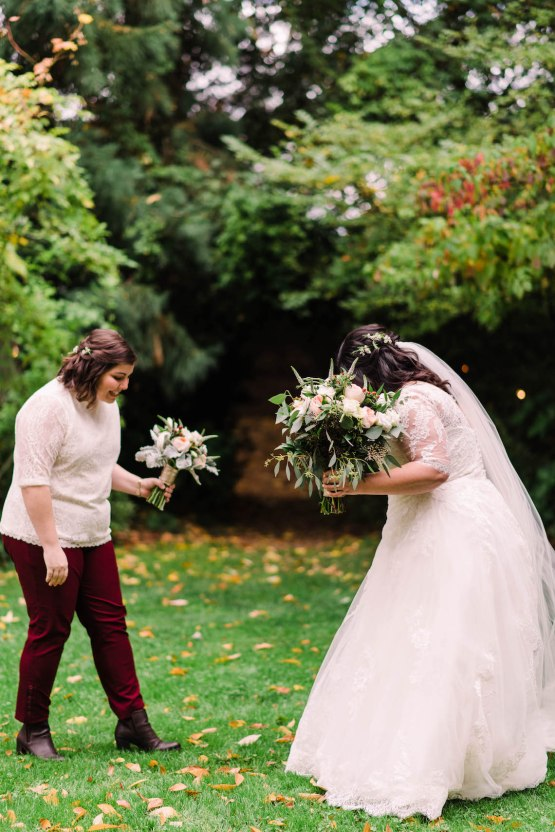 Rustic Barn Wedding Filled With Greenery   Deyla Huss Photography 11