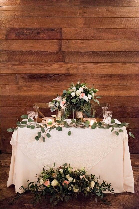 Rustic Barn Wedding Filled With Greenery   Deyla Huss Photography 19