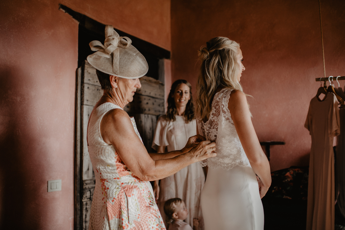 Rustic Dreamy and Intimate Italian Wedding – Federica Cavicchi 3
