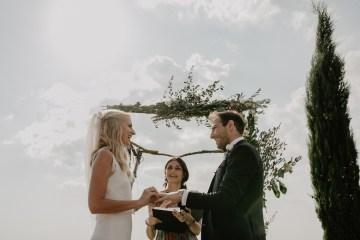 Rustic Dreamy and Intimate Italian Wedding – Federica Cavicchi 8