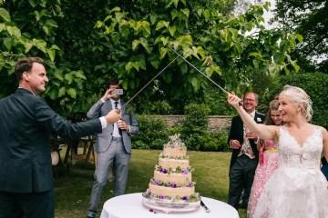 Rustic English Countryside Marquee Wedding | Babb Photo 13