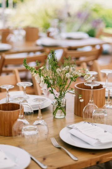 Rustic English Countryside Marquee Wedding | Babb Photo 18