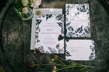 Rustic English Countryside Marquee Wedding | Babb Photo 4