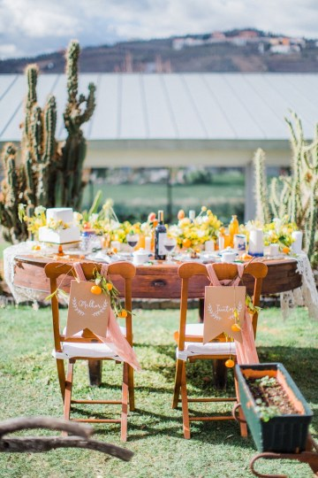 Tangerine and Turquoise Portugal Wedding Inspiration – Edgar Dias Photography 14