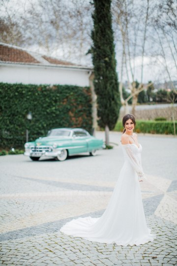 Tangerine and Turquoise Portugal Wedding Inspiration – Edgar Dias Photography 15