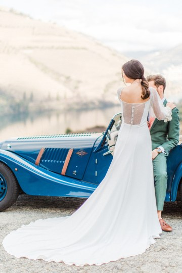 Tangerine and Turquoise Portugal Wedding Inspiration – Edgar Dias Photography 3