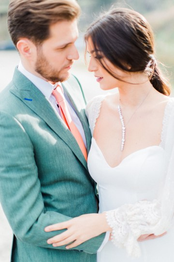 Tangerine and Turquoise Portugal Wedding Inspiration – Edgar Dias Photography 6