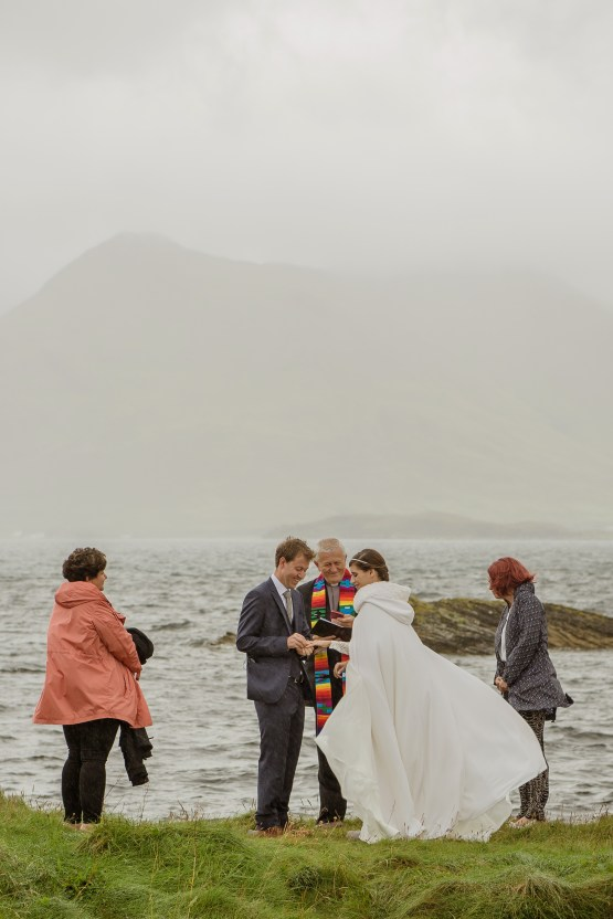 Wild & Adventurous Isle of Skye Elopement | Your Adventure Wedding 19