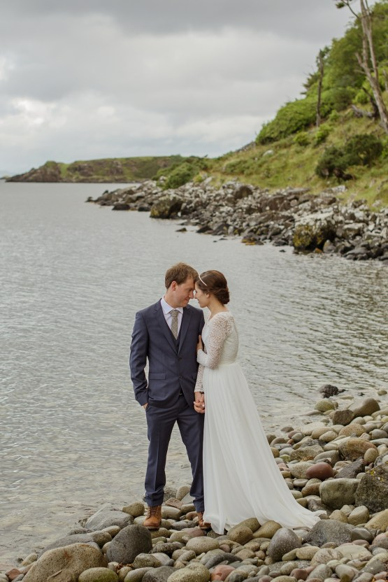 Wild & Adventurous Isle of Skye Elopement | Your Adventure Wedding 20