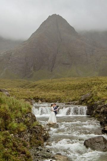 Wild & Adventurous Isle of Skye Elopement   Your Adventure Wedding 24