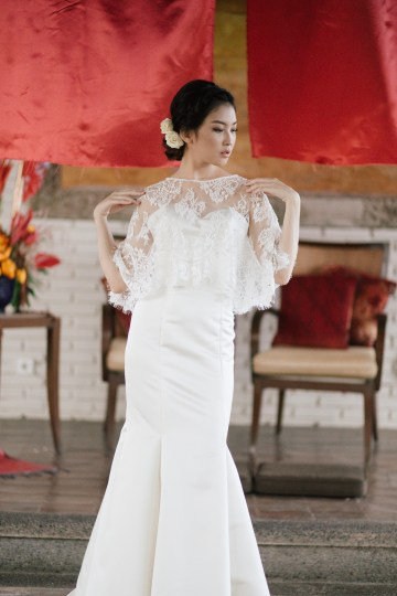 Zen Balinese Wedding Inspiration With A Dazzling Tiara   Nej Photo   Chere Weddings 21