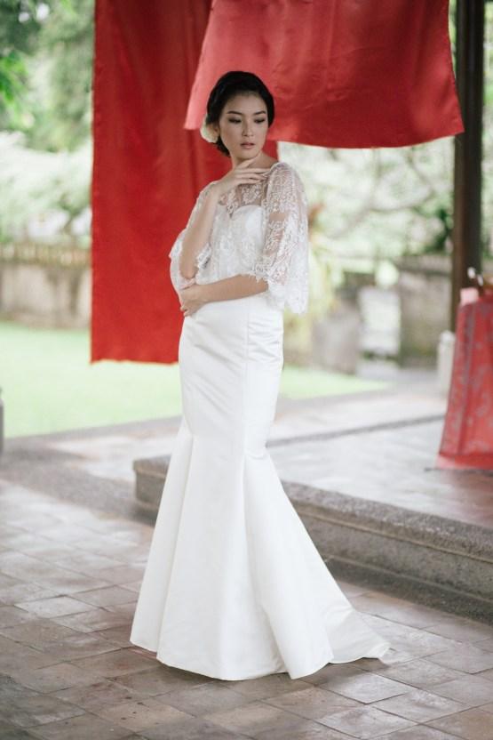 Zen Balinese Wedding Inspiration With A Dazzling Tiara | Nej Photo | Chere Weddings 22