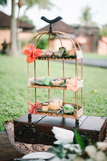 Zen Balinese Wedding Inspiration With A Dazzling Tiara   Nej Photo   Chere Weddings 50