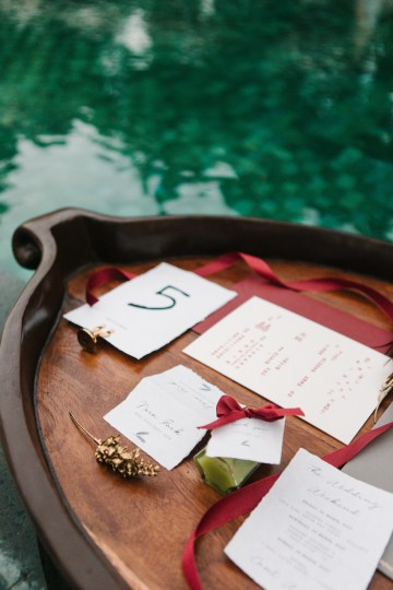 Zen Balinese Wedding Inspiration With A Dazzling Tiara   Nej Photo   Chere Weddings 61