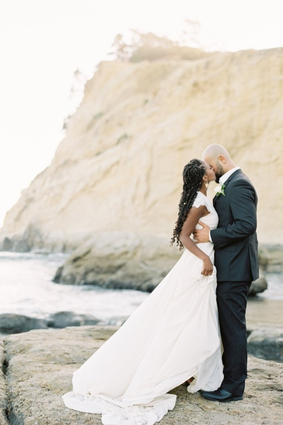 Blackberry and Pear Dreamy Beach Elopement Inspiration – Troy Meikle 7