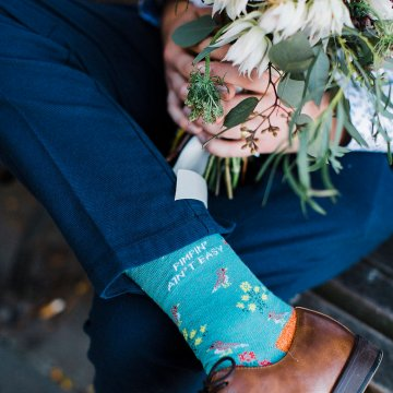 Country Western Meets Hip Brooklyn Elopement – Common Dove Photography 27