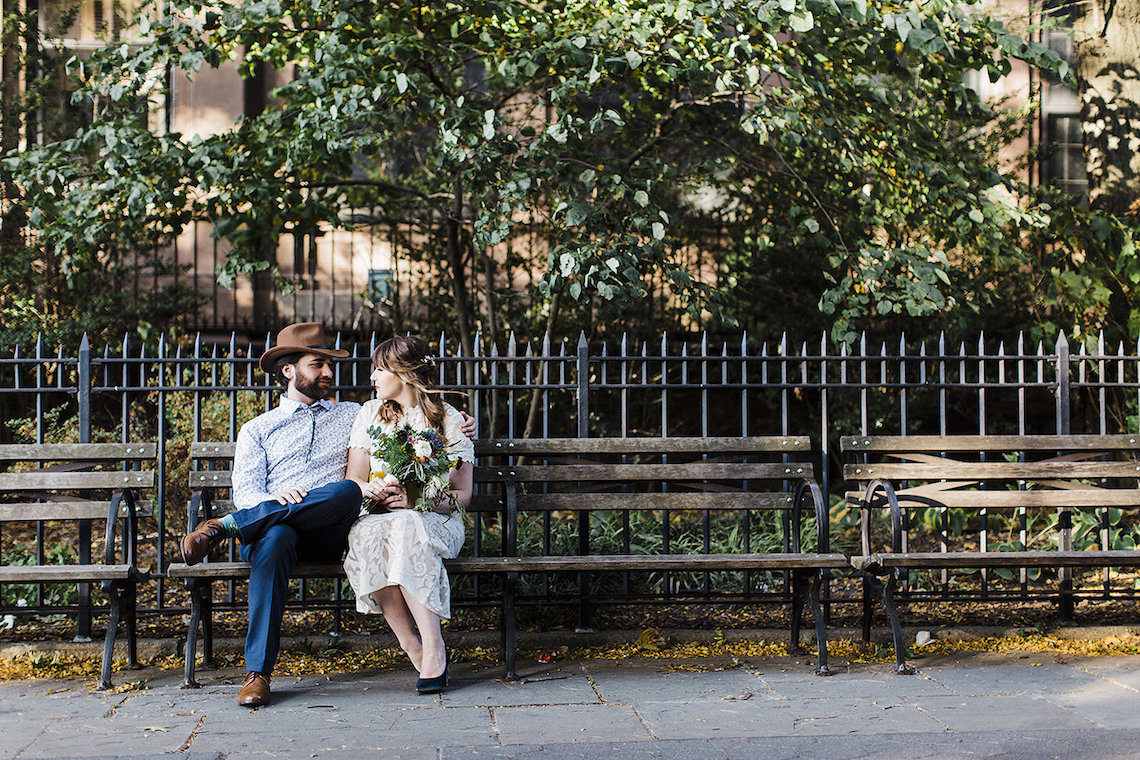 Country Western Meets Hip Brooklyn Elopement – Common Dove Photography 43