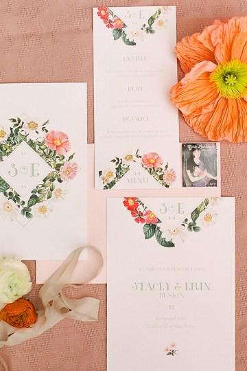 Elegant Blush Parisian Bridal Inspiration Featuring Luxurious Veils and Boudoir Ideas – Bonphotoge 22