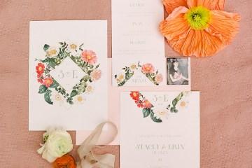 Elegant Blush Parisian Bridal Inspiration Featuring Luxurious Veils and Boudoir Ideas – Bonphotoge 64