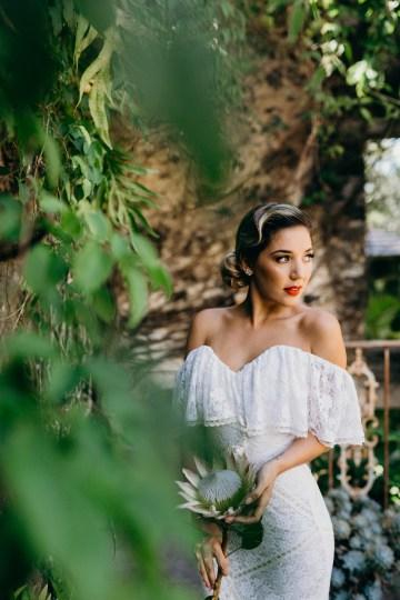 Glamorous and Tropical Hawaiian Wedding Inspiration – Melissa Ergo Photography 23
