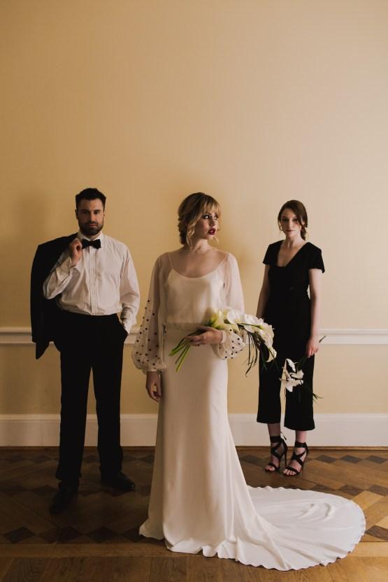 Modern Minimalistic London Wedding Inspiration – Blonde Army – Lisa Jane Photography 36