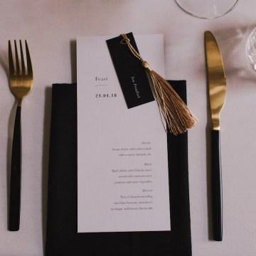 Modern Minimalistic London Wedding Inspiration – Blonde Army – Lisa Jane Photography 4