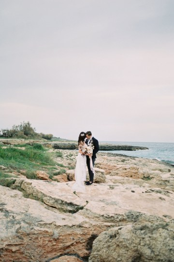 Organic and Foraged Romantic Puglia Wedding Inspiration – Lace and Luce 18