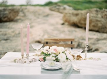 Organic and Foraged Romantic Puglia Wedding Inspiration – Lace and Luce 2