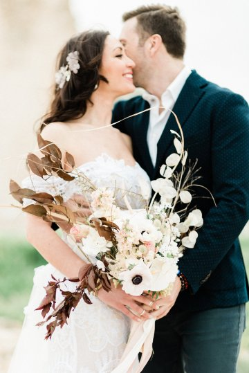 Organic and Foraged Romantic Puglia Wedding Inspiration – Lace and Luce 39