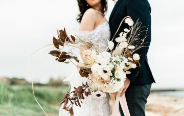 Organic & Foraged Romantic Wedding Inspiration From Puglia