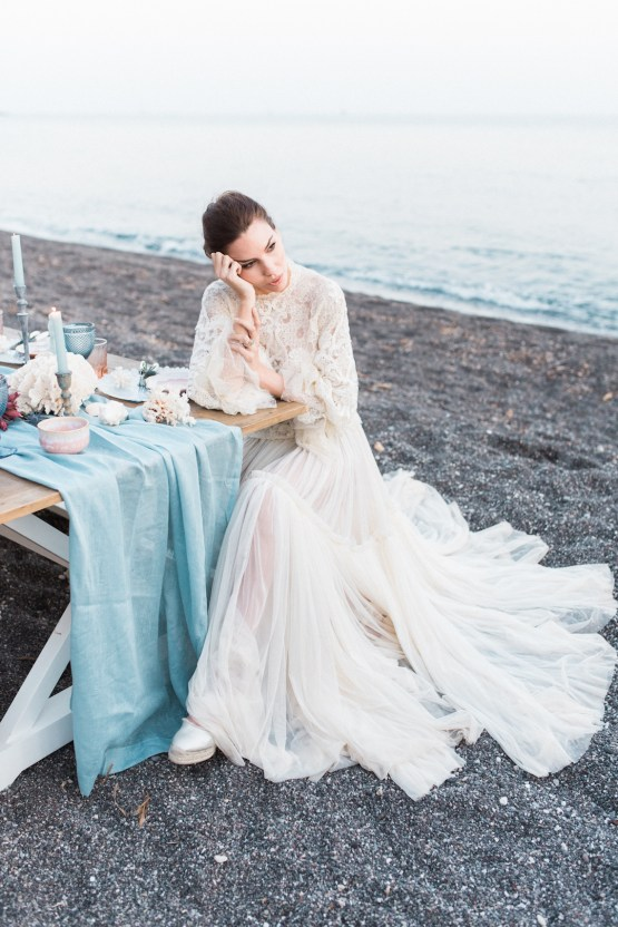 Seashell Wedding Ideas From The Beaches Of Greece – George Liopetas 42