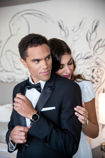 The Perfect Groom Groomsmen and Bridesmaid Gifts – Movado Watches – Kay Jewelers – Aisle Society 33