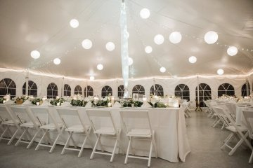 Warm Fall Catskills Wedding With Ceremony Sparklers – Christina Lilly Photography – Buds of Brooklyn 17