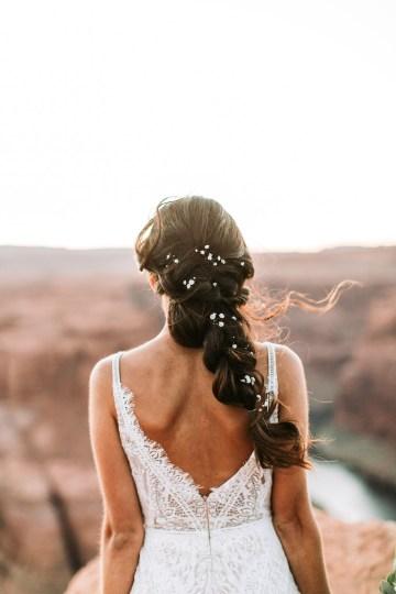 Wild and Bohemian Horseshoe Bend Wedidng Inspiration – Carmela Joy Photography – Luv Bridal 38