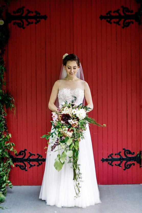 Woodsy Chapel Wedding With The Sweetest First Look & Mexican Influence
