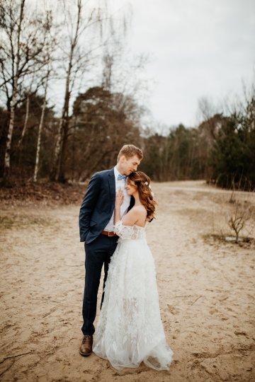 Beach Boho Wedding Inspiration With Agate Ideas – Stefanie Lange 19