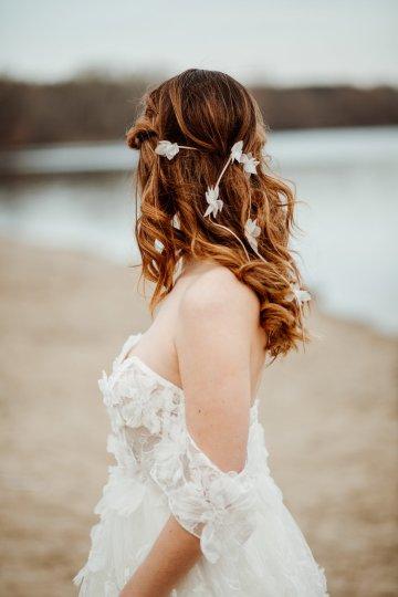 Beach Boho Wedding Inspiration With Agate Ideas – Stefanie Lange 30