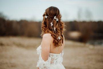 Beach Boho Wedding Inspiration With Agate Ideas – Stefanie Lange 8