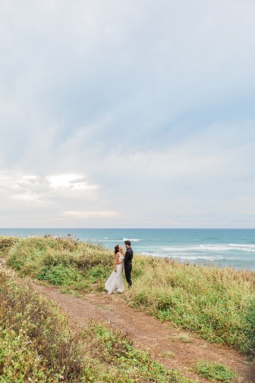 Colorful Hawaiian Boho Wedding Inspiration – Chelsea Stratso Photography 47