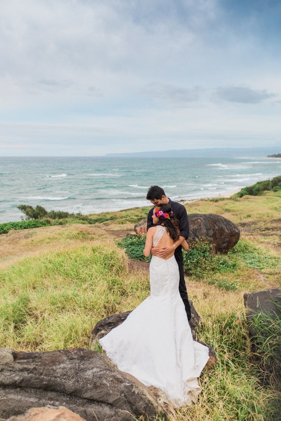 Colorful Hawaiian Boho Wedding Inspiration – Chelsea Stratso Photography 52