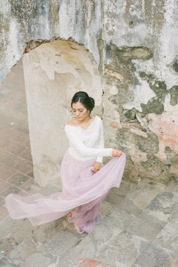 Dreamy Pink Guatamalan Bridal Inspiration – LeeYen Photography 27