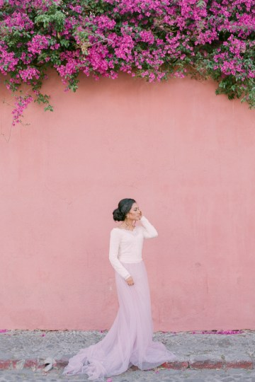 Dreamy Pink Guatamalan Bridal Inspiration – LeeYen Photography 32
