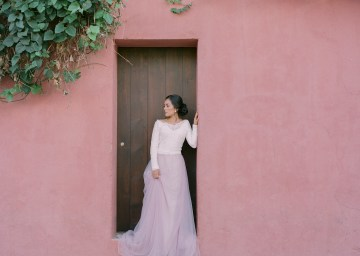 Dreamy Pink Guatamalan Bridal Inspiration – LeeYen Photography 43