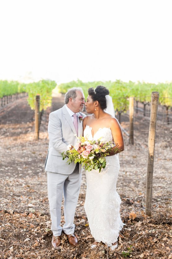 Elegant and Formal Calistoga Wine Country Wedding – Julie Kay Kelly 38