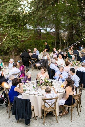 Elegant and Formal Calistoga Wine Country Wedding – Julie Kay Kelly 54