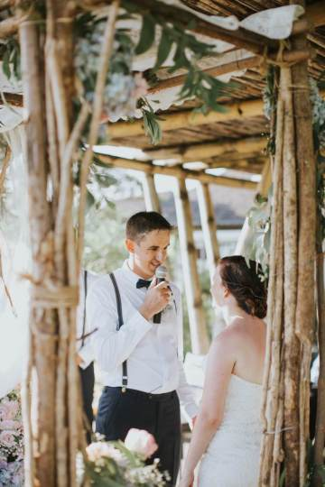 Intimate Bali Wedding Under The Stars – OneTwoThreeFour Photography 9