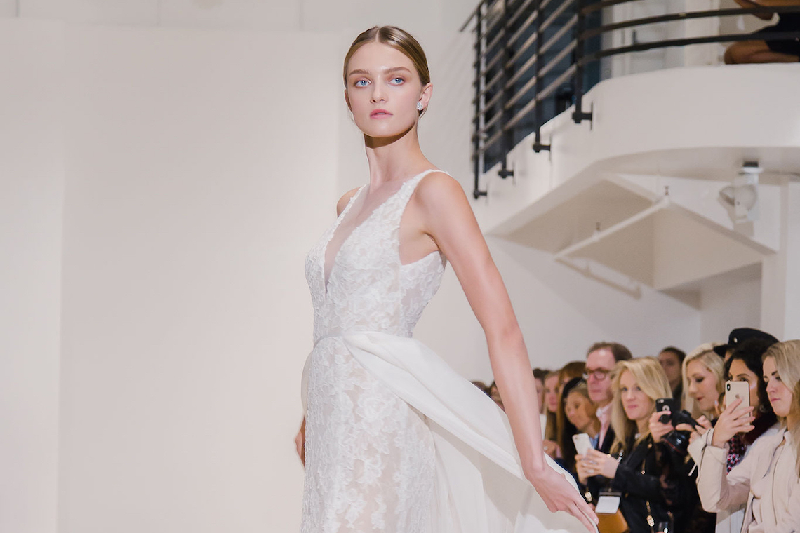 Top 2019 Wedding Dresses: Modern Minimalistic Brides Must See Jenny Yoo's 2019
