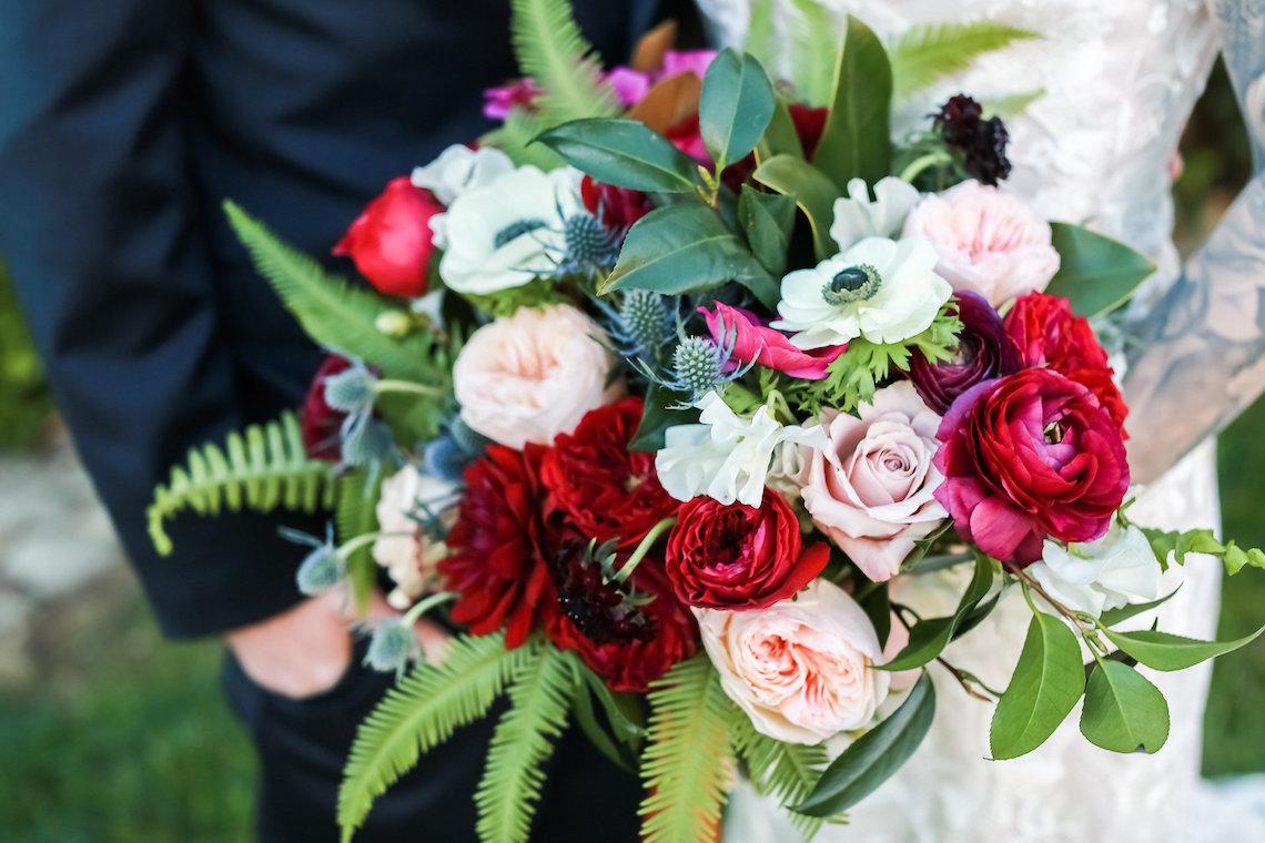 Metallic Copper Wedding Inspiration With A Creative Hexagon Altar – Allie Marion 45